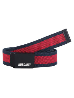 Striped Belt [navy]