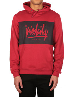 Tagg Hooded [earth red]