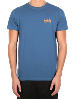 Tagg Tee [dusty blue]