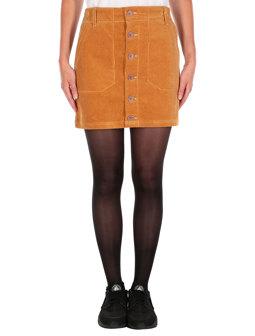 Tily Skirt [cognac]