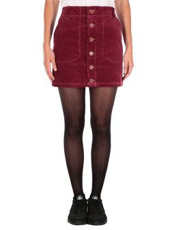 Tily Skirt [maroon]