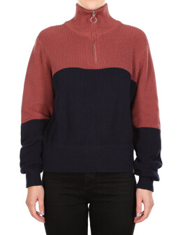 Tone Troyer Knit [navy]