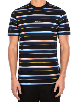 Tony Stripe Tee [black]