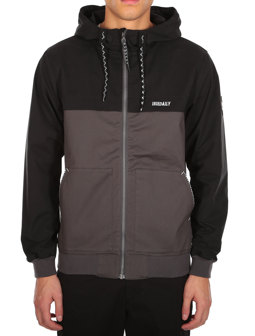 Twillson Hood Jacket [black]