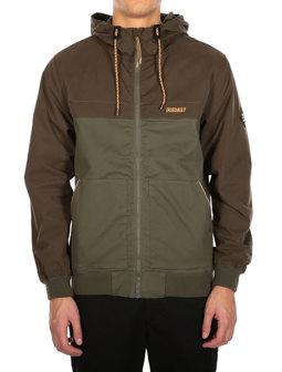 Twillson Hood Jacket [olive]