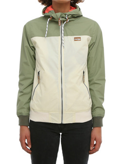 Veruschka Spice Jacket [light olive]