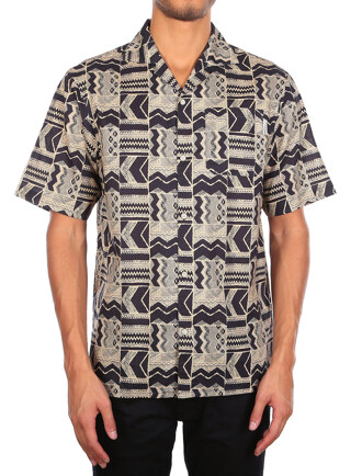 Baako SSL Shirt [anthracite]