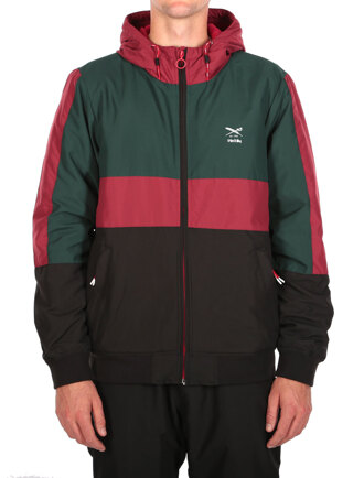 Bustin Hood Jacket [hunter red]
