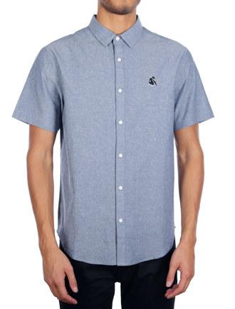 Chillboy SSL Shirt [jeansblue]