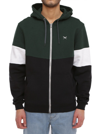Court Zip Hoody [hunter]