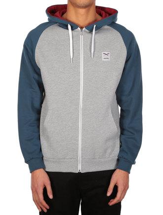 De College Zip Hood [orion blue]
