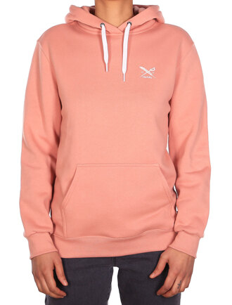 Different Hooded [peach pink]