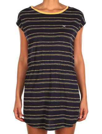 Ethny Dress [navy]