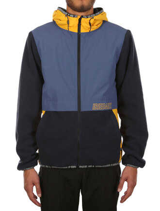 GSE 2.0 Fleece Jacket [navy yellow]