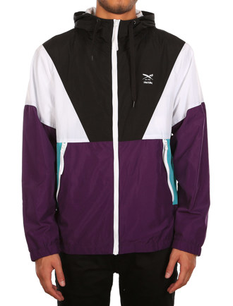 Get Down Hood Jacket [dark purple]