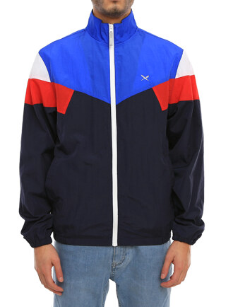 Get Down Jacket [navy red]