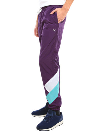 Get Down Track Pant [dark purple]