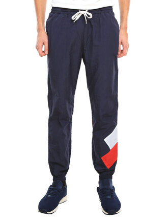 Get Down Track Pant [navy red]