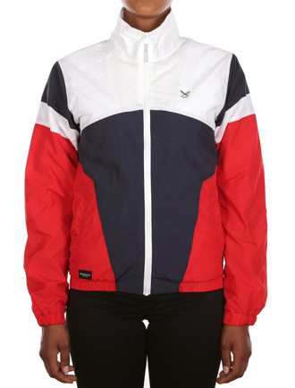 Getty Jacket [navy red]
