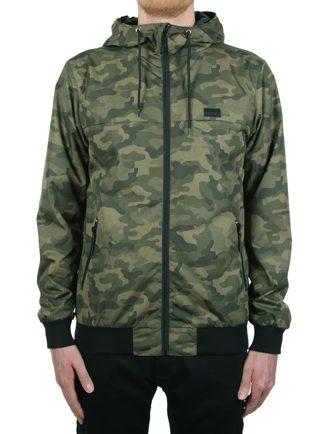 Gridstop Jacket [camou olive]