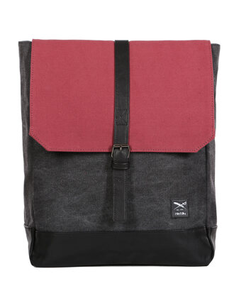 Heavy Backpack [anthra red]