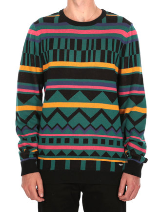 Huxtable Knit [dark teal]