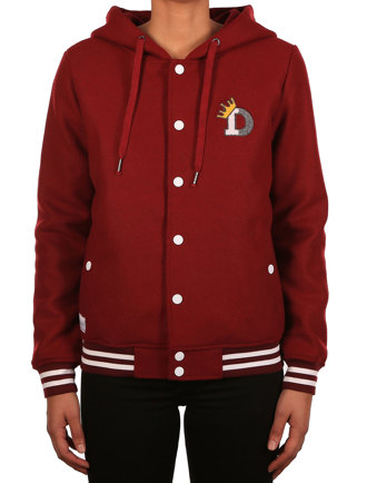ID Member Jacket [bordeaux]