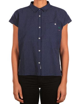 Ira Shirt [navy]