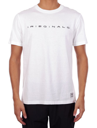 Irieginals Tee [white]