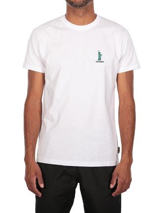 Liberteria Emb Tee [white]