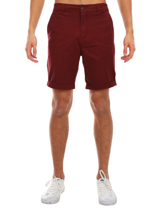 Love City Short [bordeaux]