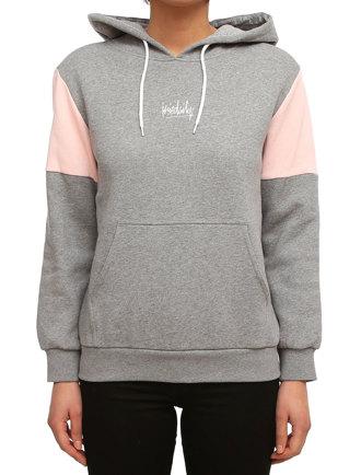 Luv Hooded [grey-mel.]