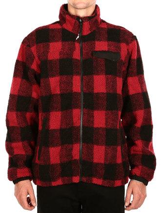 Monte Karo Jacket [dark red]