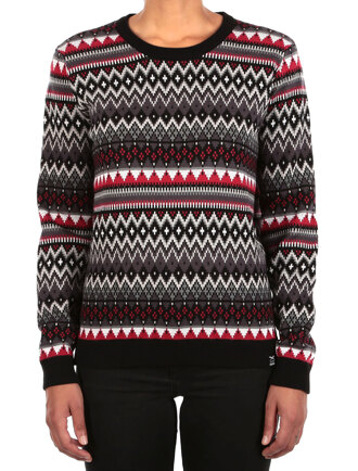 Naskapi Knit [black]