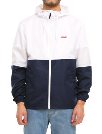 New Momentum Jacket [navy red]