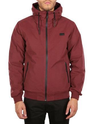 Nilas Jacket [maroon]