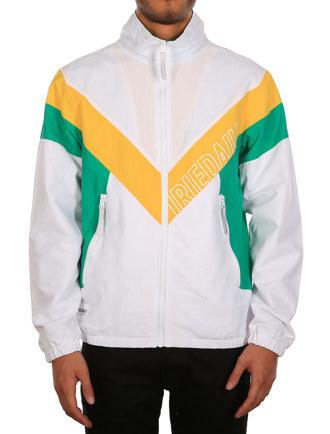 Prime Track Jacket [white]
