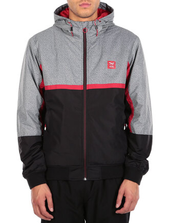 Rastron Jacket [grey red]