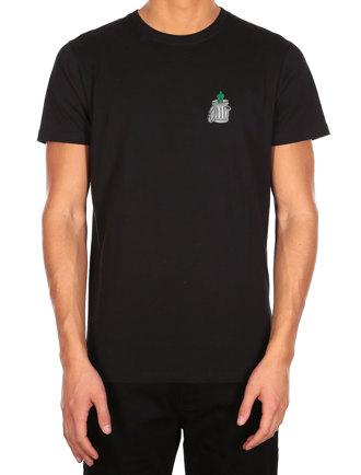 Spille Emb Tee [black]
