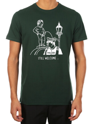 Still Welcome Tee [hunter]