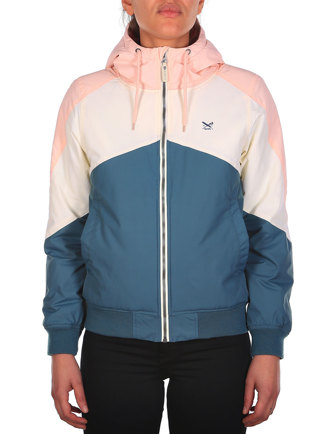 Tri Colore Jacket [steelblue]