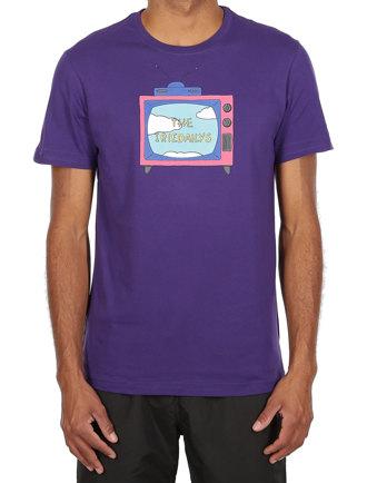 Watch Iriedailys Tee [dark purple]