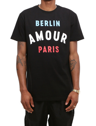 rXi Amour Tee [black]