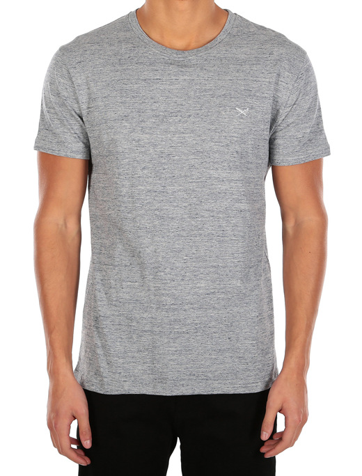 Chamisso Tee  [greyblue]