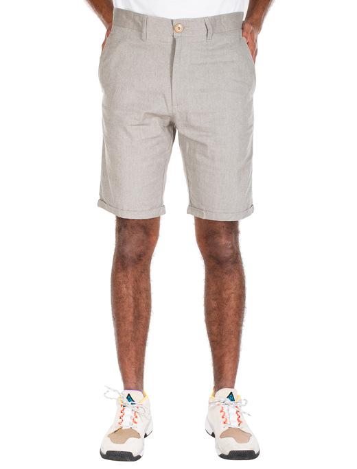 Golfer Chambray Short  [olivegrey]