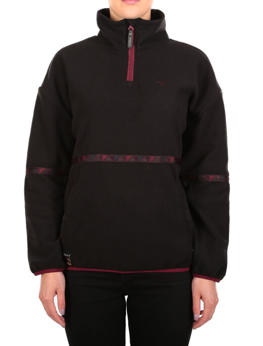 Hopi Fleece Troyer  [black]