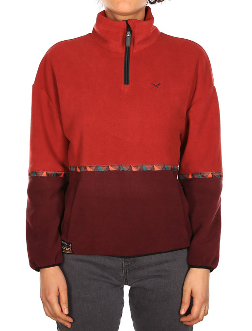 Hopi Fleece Troyer  [wine]