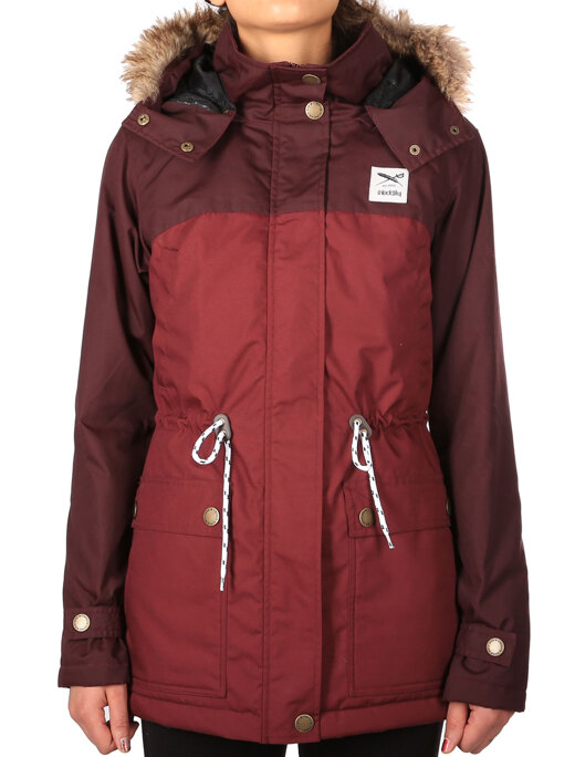 Koerte Jacket  [maroon]