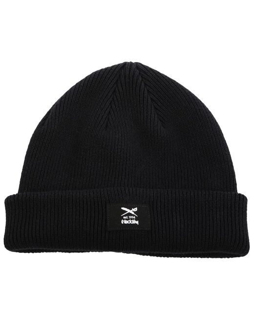 On Top Beanie  [black]