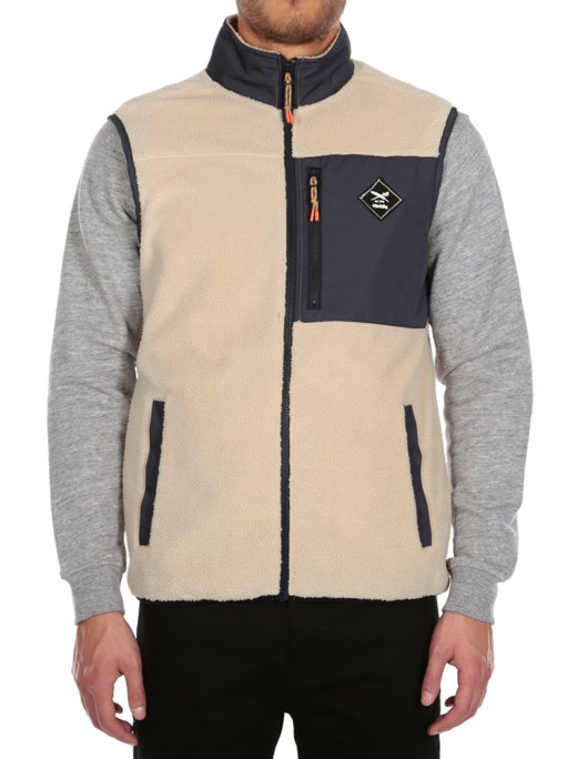 On Top Vest  [khaki]